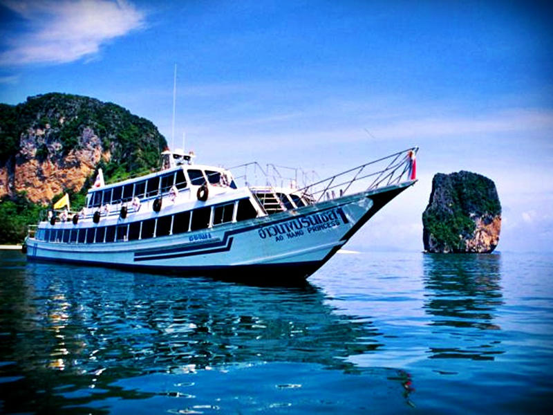 One day tour Phuket to Krabi